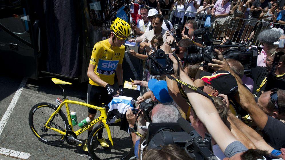 99. Tour de France: Tour d'Honneur auf der Champs-Elysées