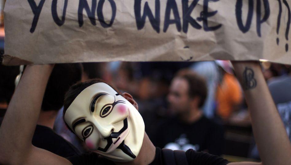 """""""Warum wacht Ihr nicht auf?"""": Blogs sind selten Teil echter europäischer Diskussionen"""