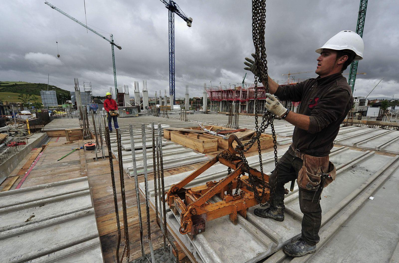 THEMEN Wirtschaft Finanzkrise Spanien