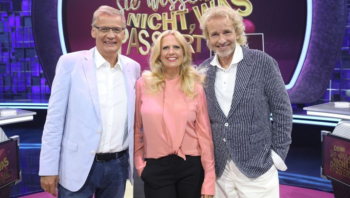 RTL-Show: Lasst euch überraschen, Routiniers