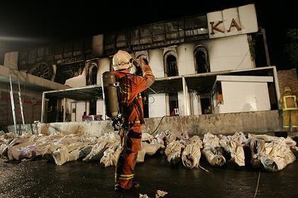 Feuerwehrmann am Einsatzort: Dutzende Tote, Hunderte Verletzte