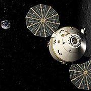 Orion-Kapsel: Erster Schritt auf dem Weg zum Mars?