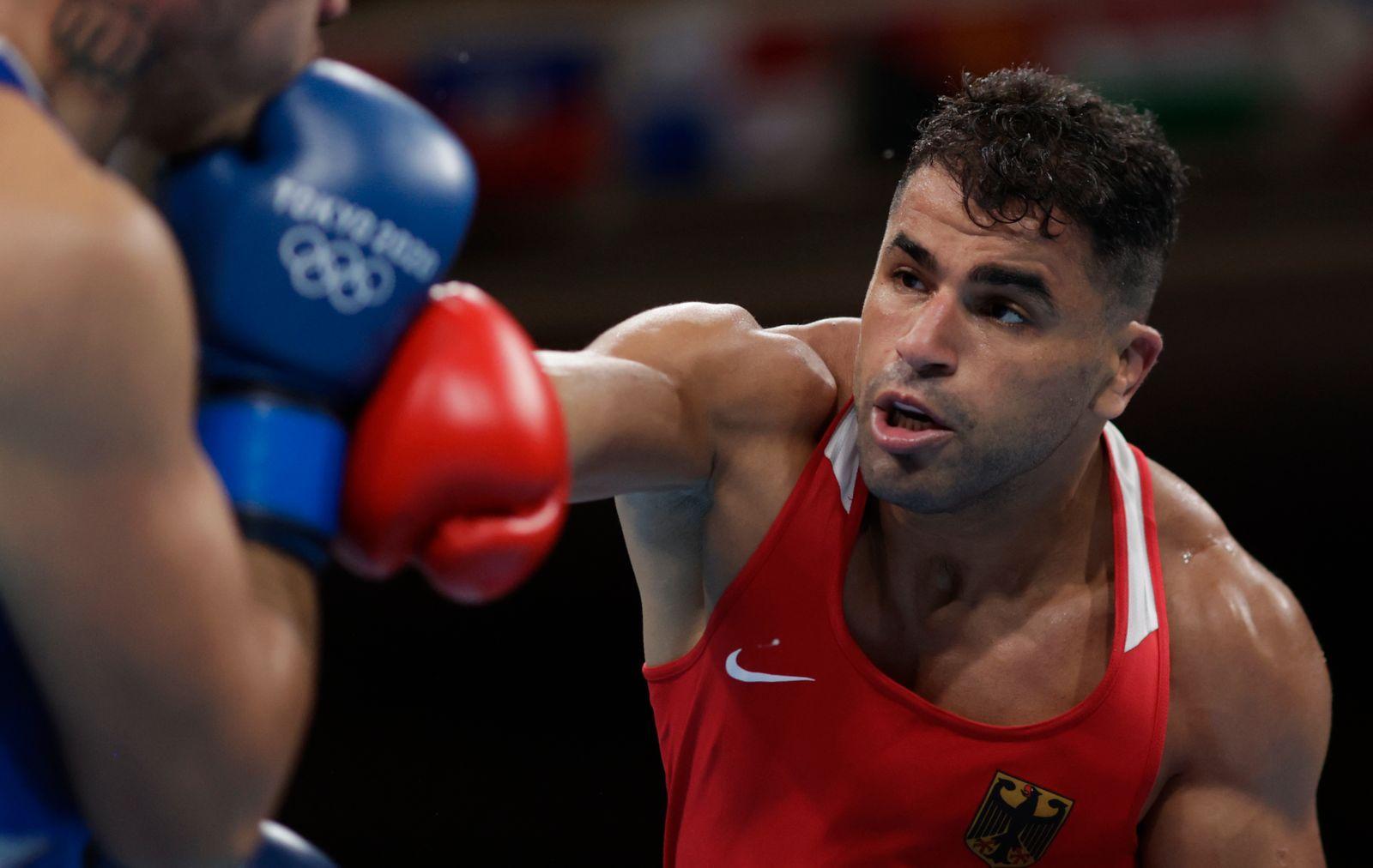 Boxing - Men's Heavyweight - Last 16