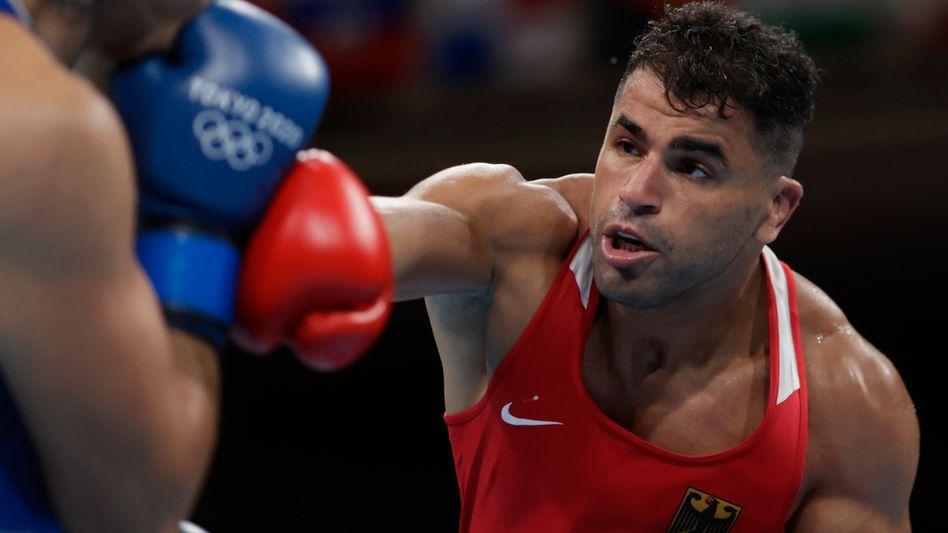 Boxer Ammar Riad Abduljabbar (im Duell gegen Jose Maria Lucar Jaimes): »Mein ganzes Leben war ein Kampf«