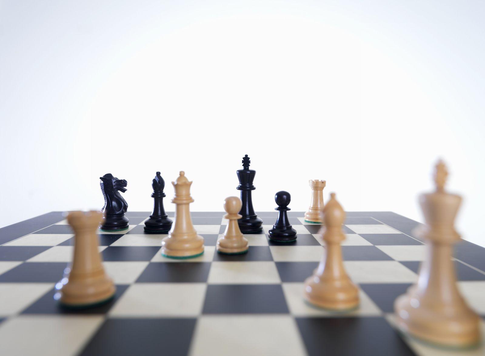 NICHT MEHR VERWENDEN! - Symbolbild Schach