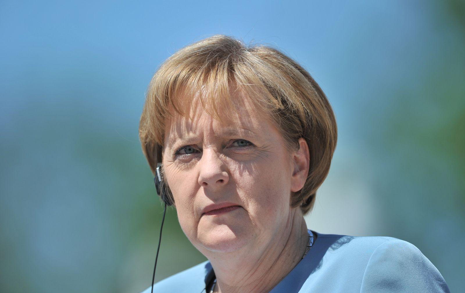 Angela Merkel / Meseberg