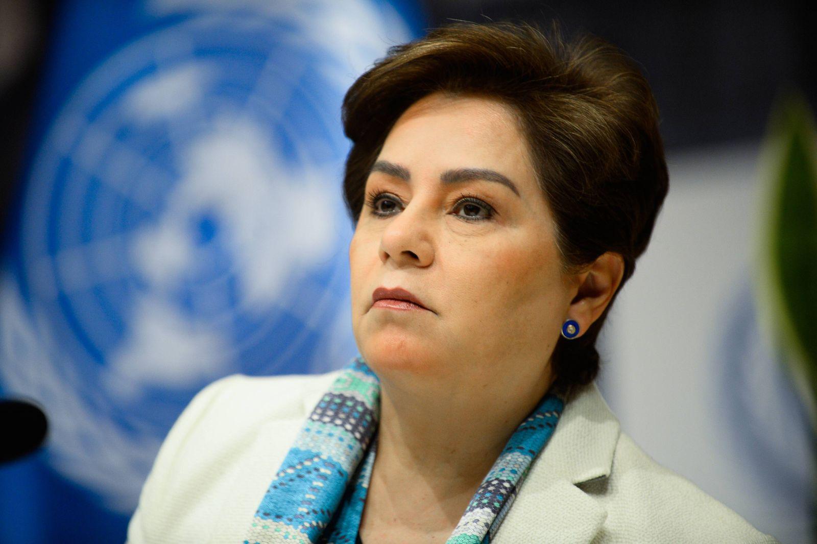 December 4 2018 Katowice Poland Patricia Espinosa executive secretary of the United Nations F
