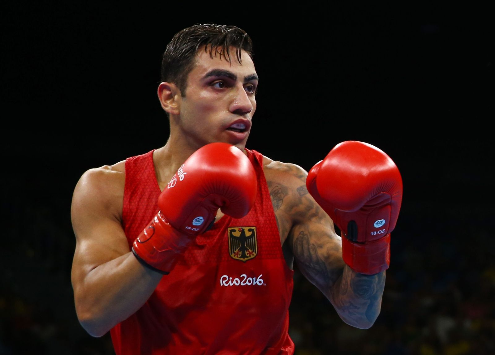 Boxing - Men's Light Welter (64kg) Round of 16 Bout 196