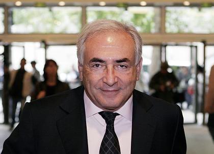 Dominique Strauss-Kahn: Der ehemalige Finanzminister gilt als aussichtsreicher Kandidat für den IWF-Chefposten