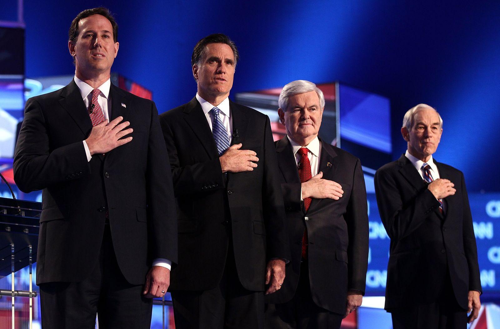 Presidentschaftskandidaten / Republikaner