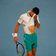 Die Bauchmuskeln der Tenniswelt