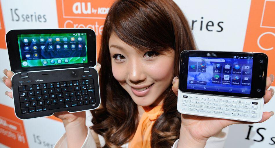 Smartphones und Mini-Rechner: Das Geschäftsmodell der IT-Riesen ändert sich rasant