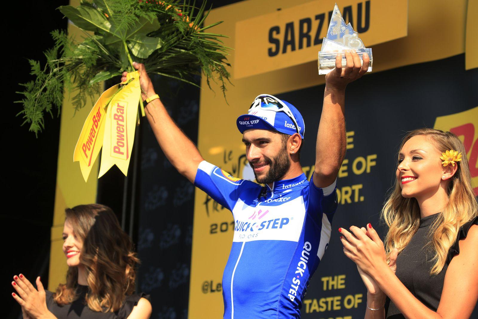 Tour de France - 4. Etappe