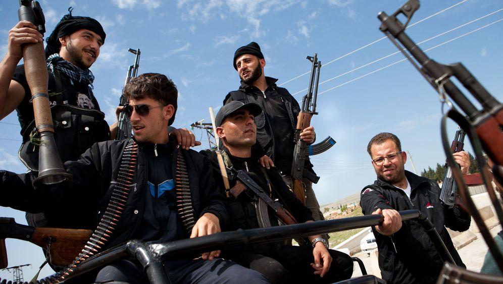 Uno: Waffenbasar Libyen