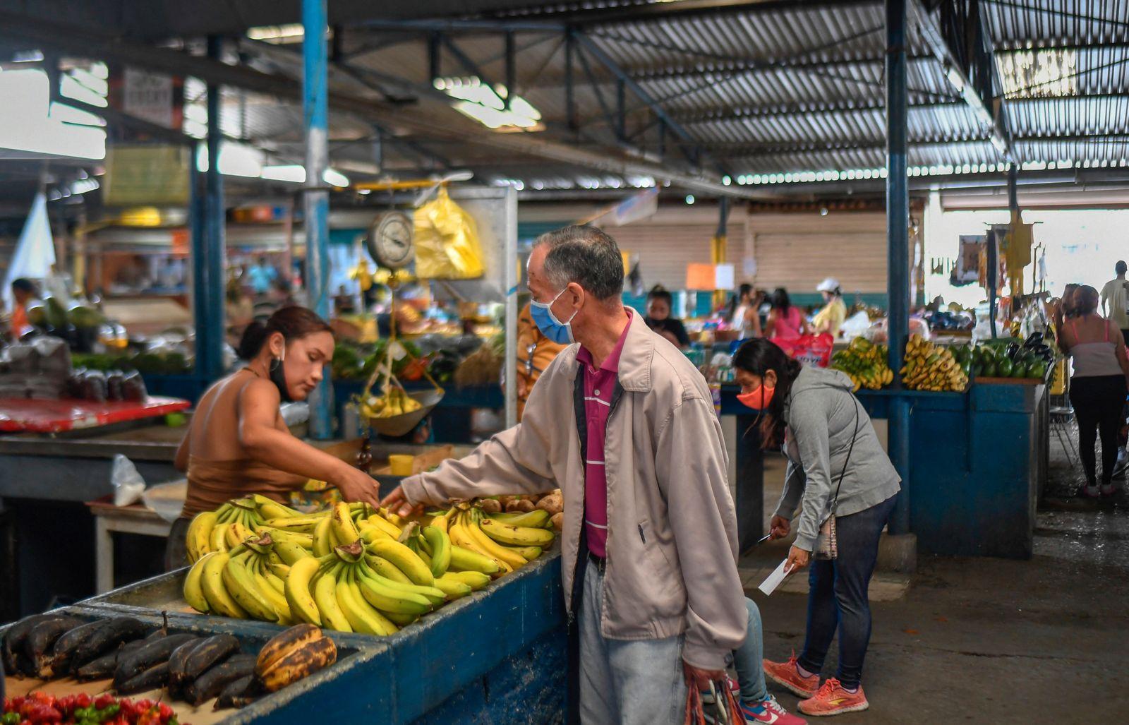 VENEZUELA-CRISIS-ECONOMY-INFLATION-HEALTH-VIRUS