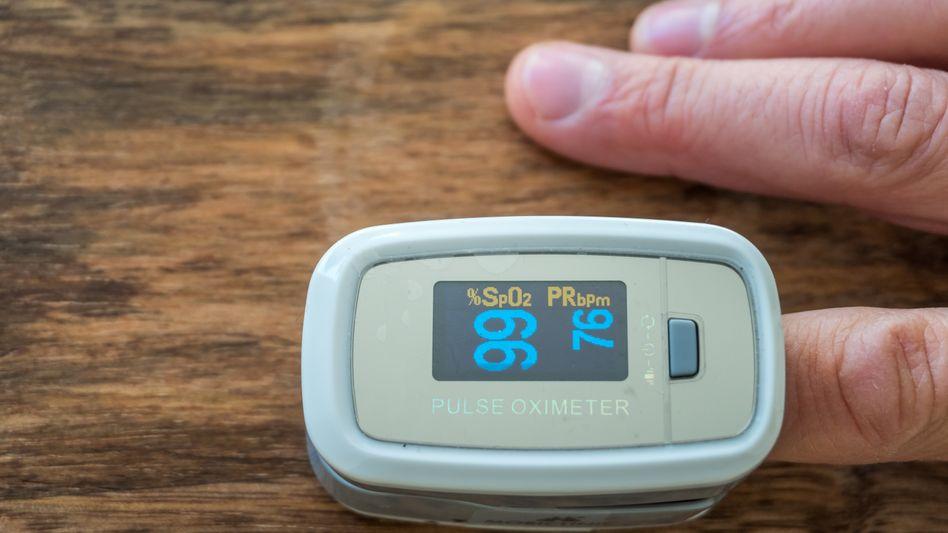 Pulsoxymeter: Der Bund hat reichlich davon auf Vorrat