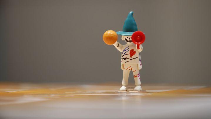 Playmobil für Manager