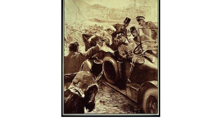 Erster Weltkrieg: Kopfüber in die Katastrophe