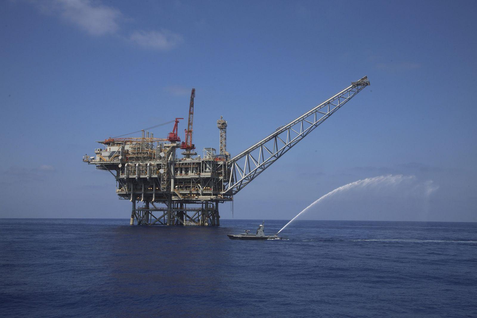 Israel Energy Politics
