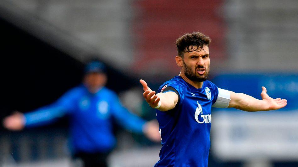 Daniel Caligiuri und der FC Schalke: Keine Tore, keine Punkte