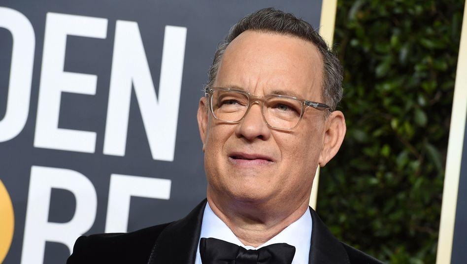 Tom Hanks hat sich mittlerweile von einer Coronavirus-Infektion erholt