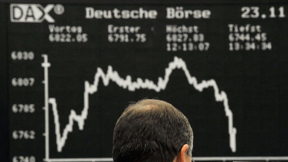Börse: Viele Anleger gucken nur auf die Kurse, aber nicht auf die Kosten