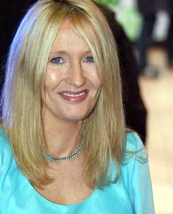 Mag keine Plagiate: Bestseller-Autorin Rowling