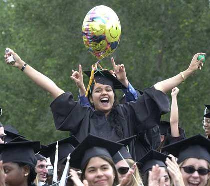 US-Absolventen: Deutsche Privatunis haben noch einen deutlichen Rückstand