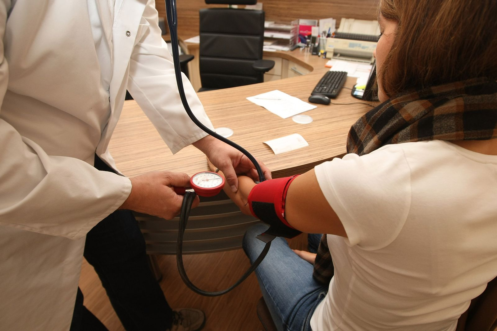 Arzt/ Patient