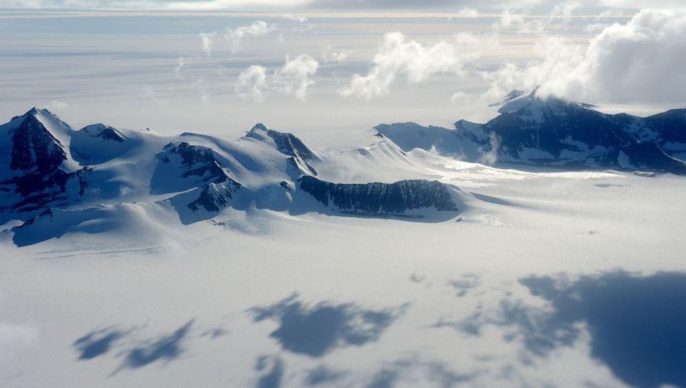"""""""Planet Wüste"""": Fluchtpunkt Südpol"""