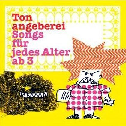 """Tonangeberei""-Sampler: Blumfeld für Kids"
