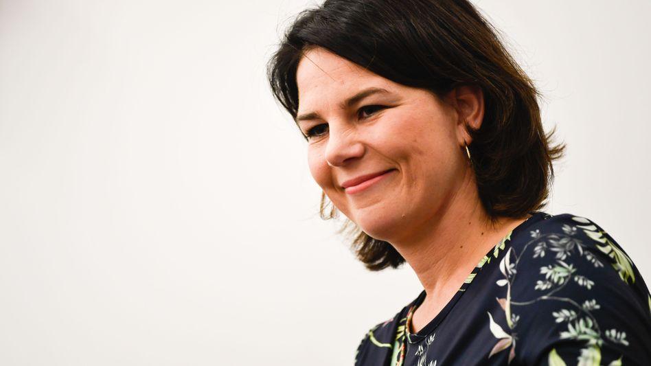 """Annalena Baerbock: """"Wir kämpfen mit allem, was wir haben."""""""