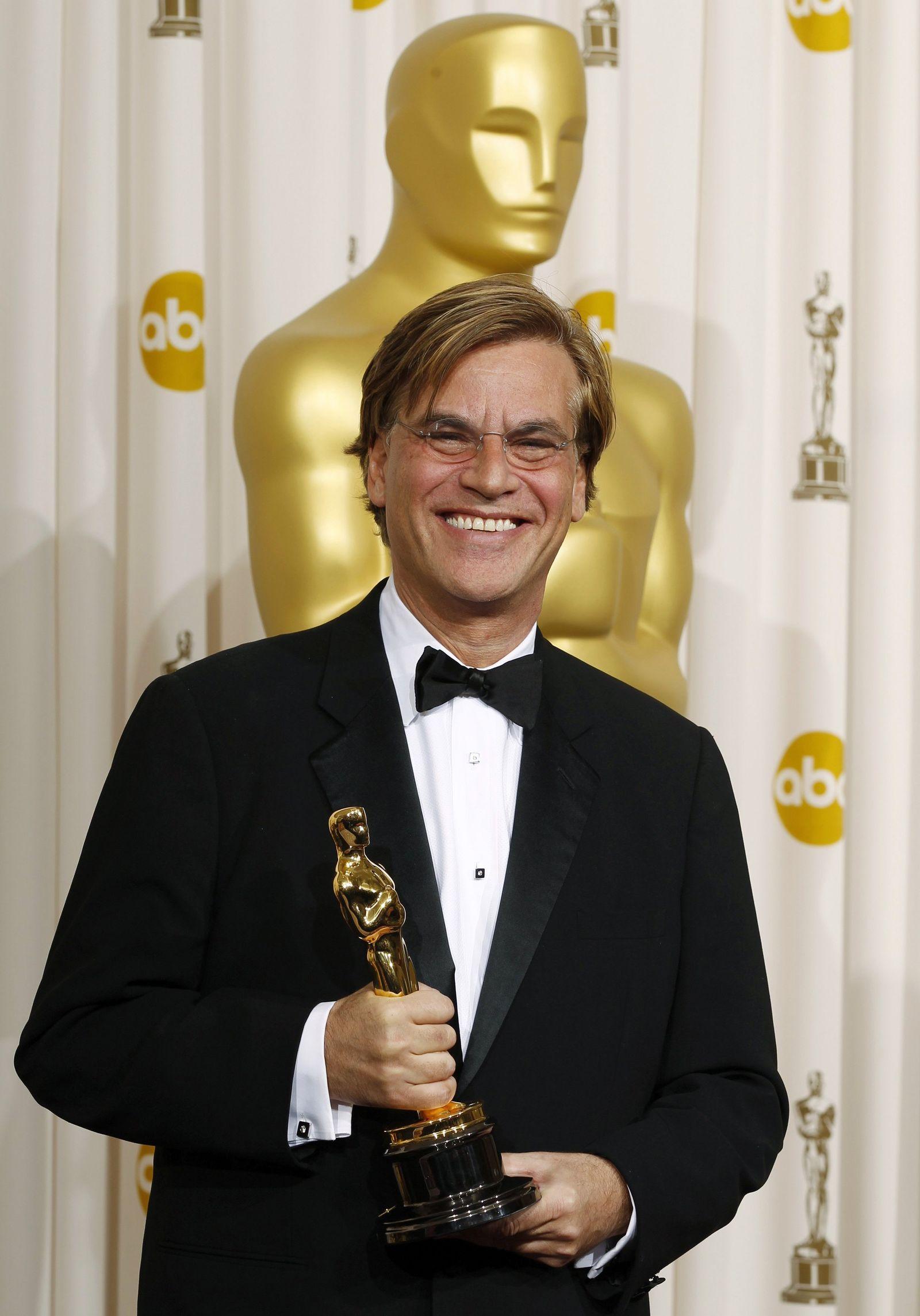 OSCARS Sieger Aaron Sorkin