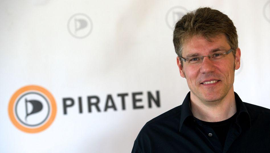 Piraten-Bundesvorsitzender Stefan Körner: Mitgliederbefragung per Brief