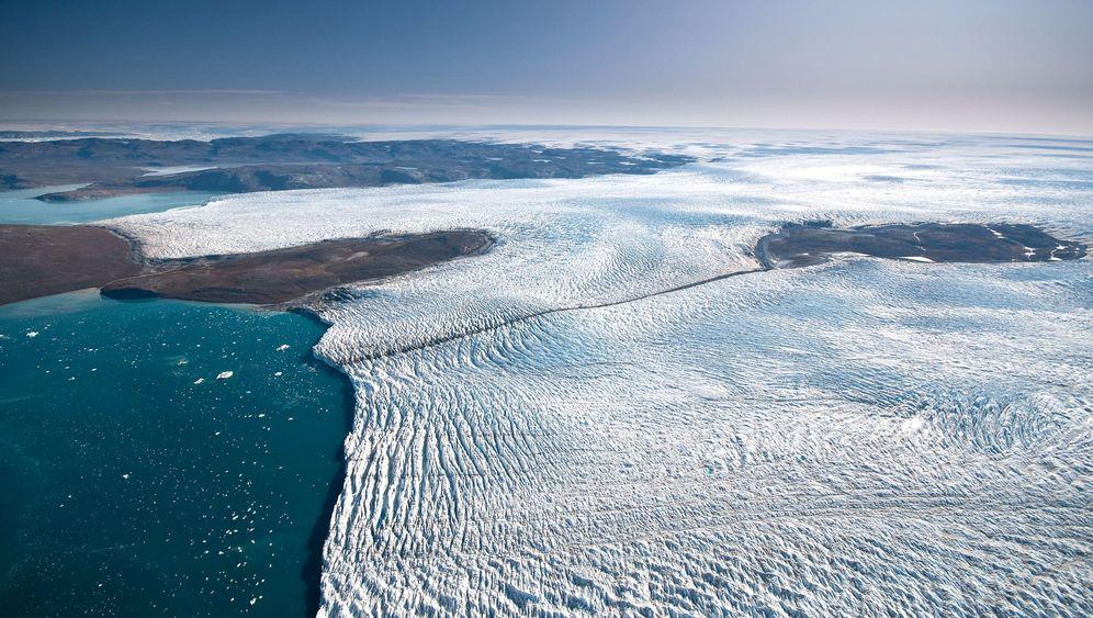 Riesige Eismassen: Grönlands Gletscher