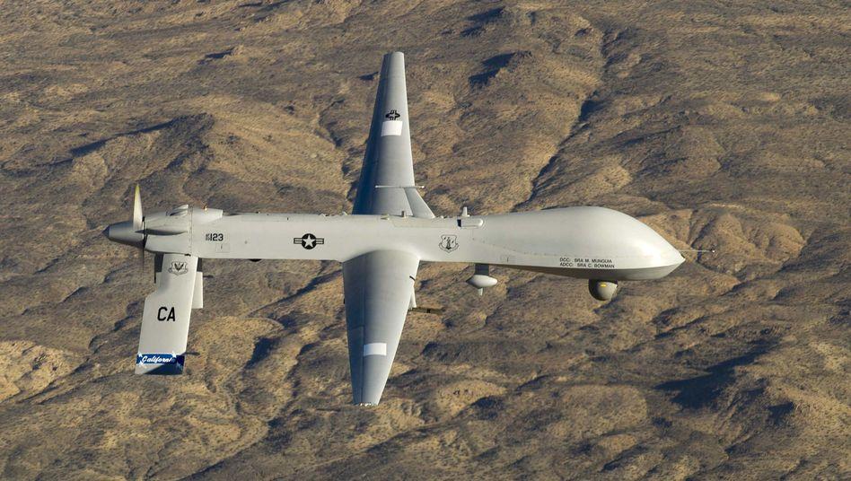 US-Drohne über Pakistan: Obama hat Zeitplan für Ende der Angriffe