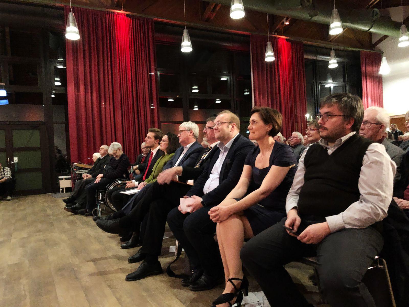 EINMALIGE VERWENDUNG SPD/ Flensburg
