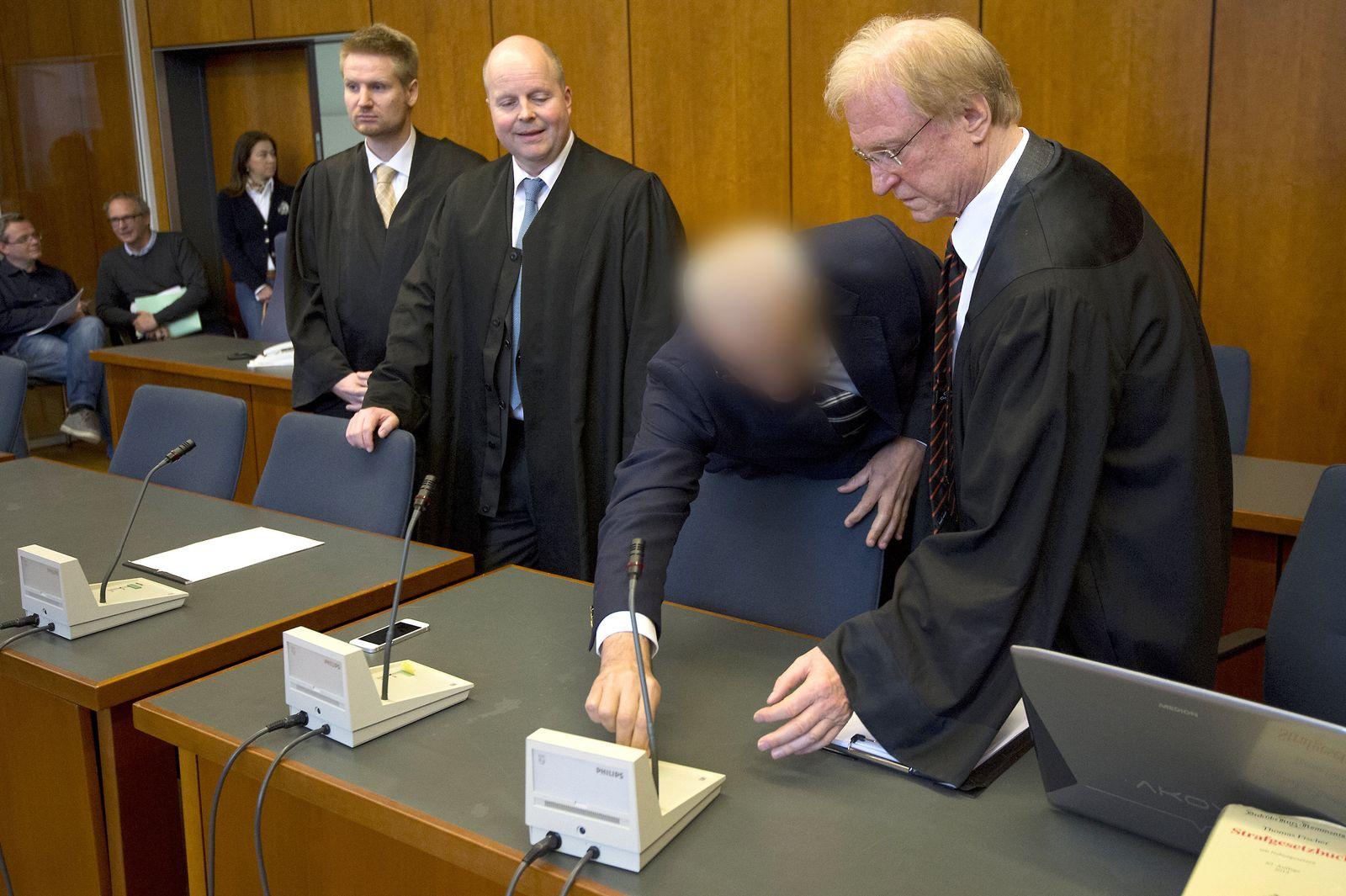 Plädoyers im Prozess um Organspendeskandal