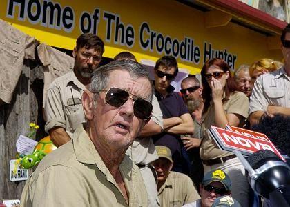 """Bob Irwin trauert um seinen Sohn: """"Ein ganz normaler Typ"""""""