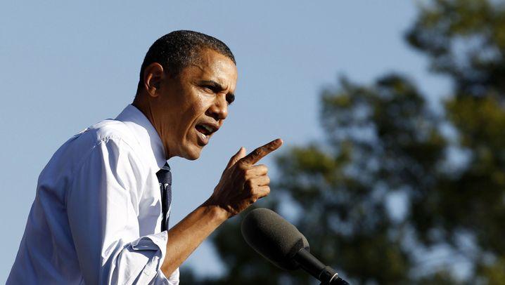 Demokraten vor der Wahl: Obamas Krisen