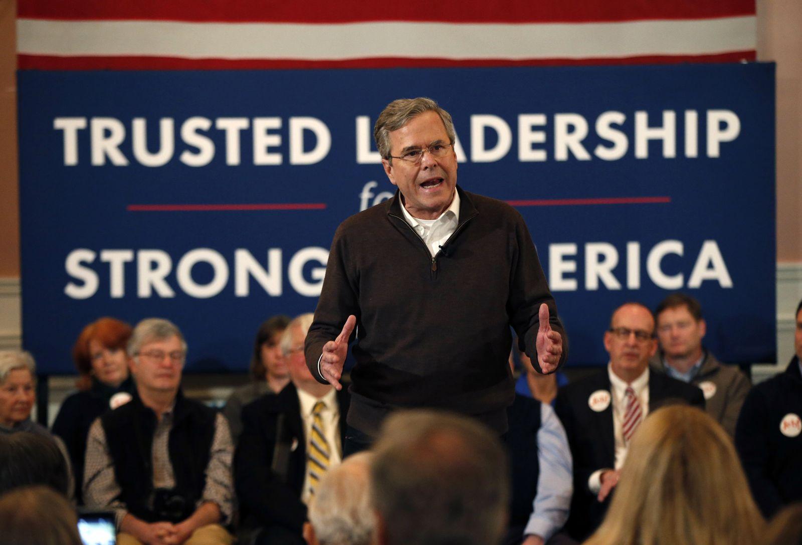 Jeb Bush / New Hampshire