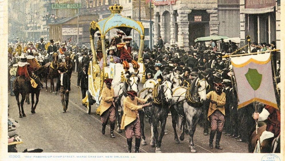 "Fotoband ""American Odyssey"": Als Amerika Farbe bekam"
