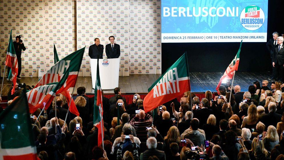 Vor der Wahl: Italien droht der Rechtsruck