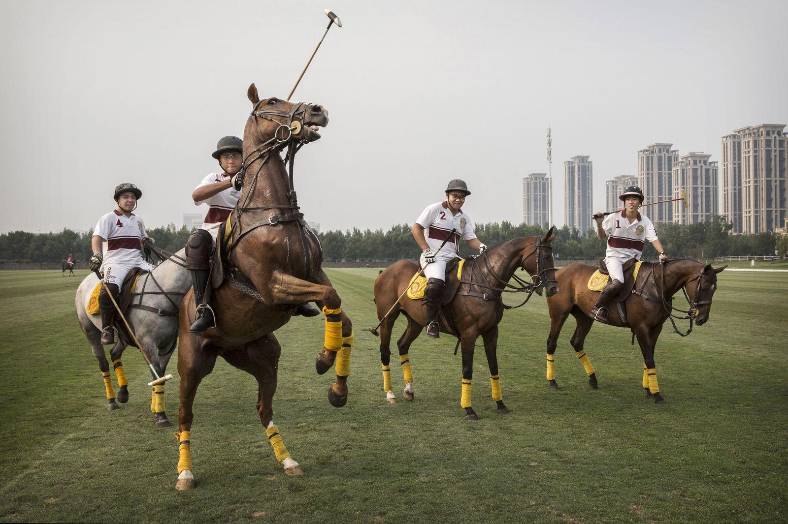 Polo in Tianjin