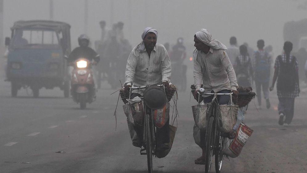 Neu-Delhi: Hier ist der Smog weltweit am schlimmsten