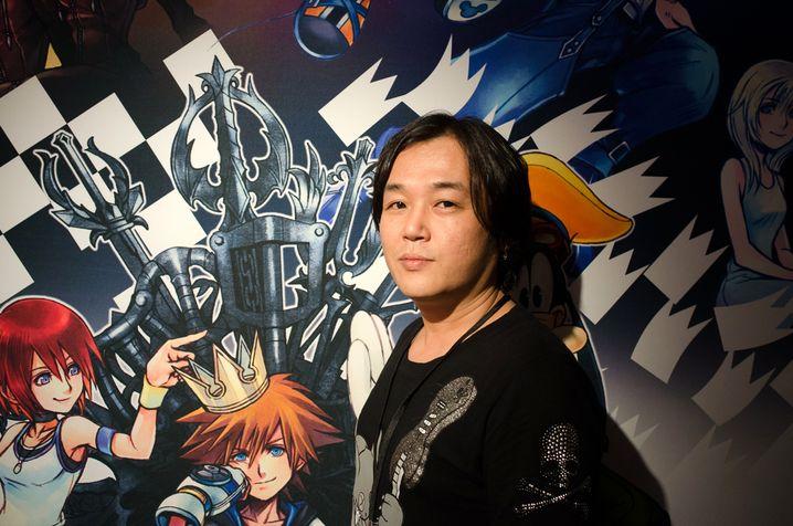 """Tetsuya Nomura: Producer """"Final Fantasy XIV"""""""