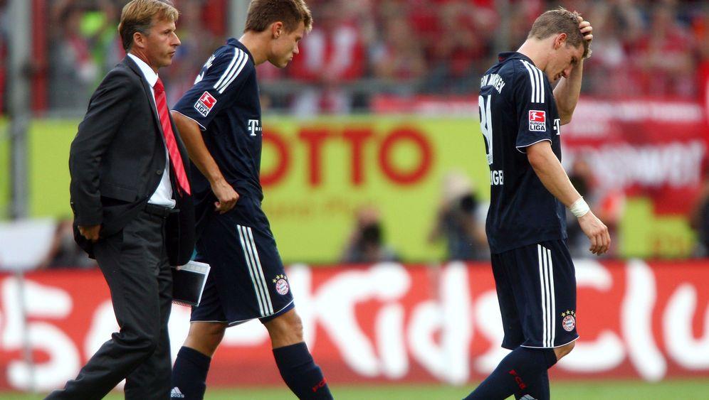 Samstagsspiele: Bayerns schwarzer Tag in Mainz