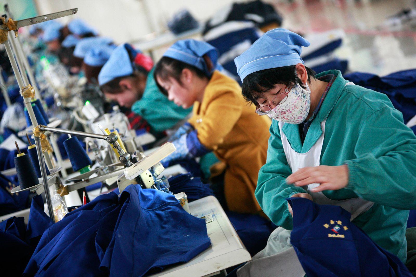 China / Konjunktur / Wirtschaft