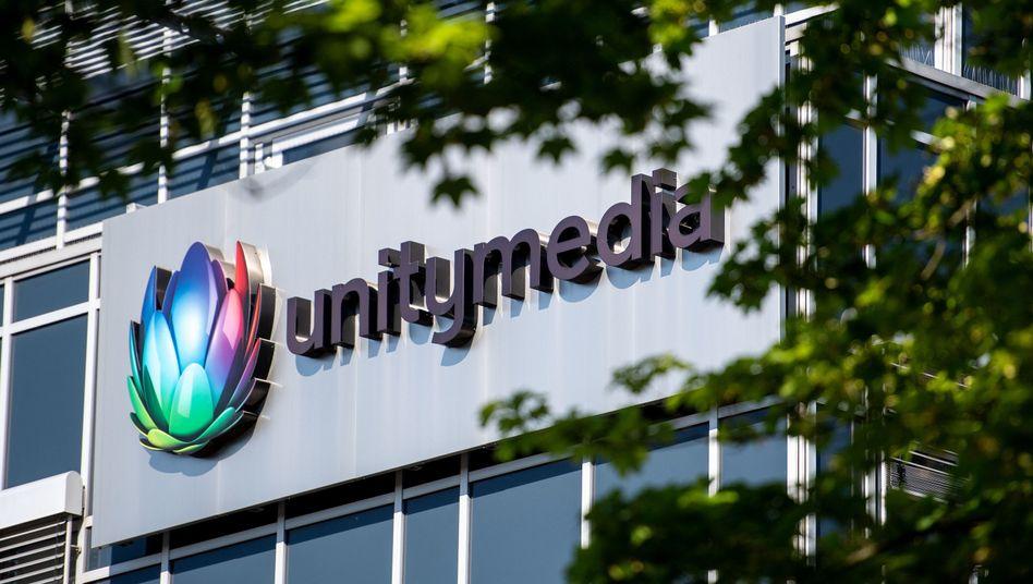 Die Unternehmenszentrale von Unitymedia