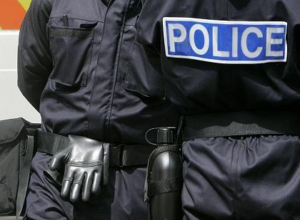 """Londoner Polizei mit Schutzkleidung: """"Wir könnten es nicht unterbinden"""""""